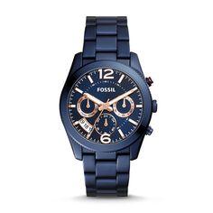 Fossil Perfect Boyfriend - Women Wrist Watch on YOOX. The best online selection of Wrist Watches Fossil. Army Watches, Fossil Watches, Watches For Men, Casual Watches, Wrist Watches, Boyfriend Watch, Perfect Boyfriend, Boyfriend Bracelet, Bracelets