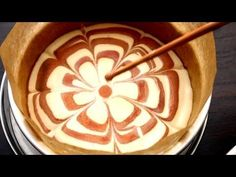 Zebra Cake Recipe – All Recipes Food Cooking Network Cake Recipes Step By Step, Easy Cake Recipes, Cookie Cake Pie, Cake Cookies, Pancakes For One, Chocolate And Vanilla Cake, Marble Cake Recipes, Cheesecake Cupcakes, Pie Dessert