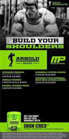 Build Your Shoulders