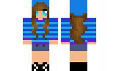 Blaze Girl Minecraft Skin Minecraft Skins Pinterest Minecraft - App fur minecraft skins