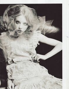 Yelena Yemchuk for Lula