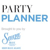 Sauza Party Planner Results