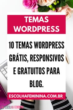 Tema Wordpress Gratis, Blog Tips, Marketing Digital, Sim, Web Design, Make Money With Blog, Target, Investing, Entrepreneurship