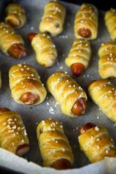 St[v]ory z kuchyne | Mini hot dogs
