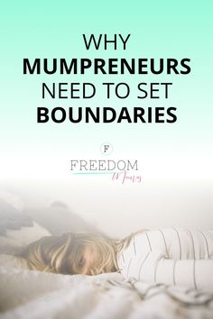Why you need to set boundaries as a mumpreneur What's Your Personality Potential? Take the Personality Test to discover your personality type, income & growth potential - Take TEST Now! Business Coach, Business Tips, Online Business, Work Life Balance, Online Coaching, Work From Home Moms, Motivation, Pinterest Marketing, How To Become