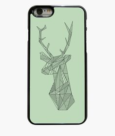 Creative Phone case ciervo deer