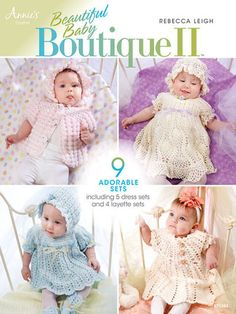 Maggie's Crochet · Beautiful Baby Boutique II,not free and there are a lot more