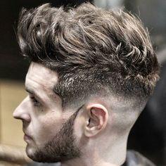 awesome 50 Elegant Men's Medium Hairstyles - Be Creative