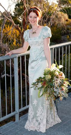Odeliska Bridal and Wedding Fashion Blog » Period Wedding Style