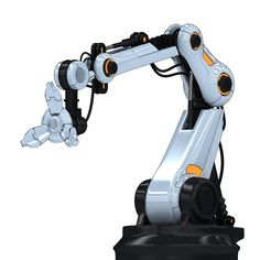 industrial robot arm max