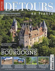 Détours en France - N° 163 - Octobre-Novembre 2012