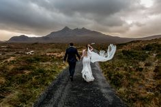 Isle of Skye Wedding Photos - Cuillin, Scotland, Photographer