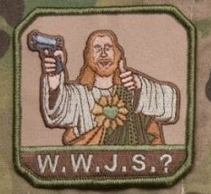 What Would Jesus Shoot?