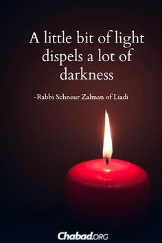 menachem mendel schneerson a little light quotes Cool Words, Wise Words, Jewish Quotes, Candle Quotes, Religion, Light Quotes, Meaning Of Life, Torah, Daily Affirmations