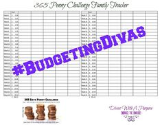 New 2015 52 week money challenge 2015 printable get a jar and each