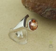 anillo punto y coma,plata 925,sterling silver