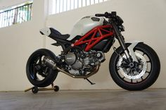 Let there be Light! M796 LED Headlight project <pics> - Page 10 - Ducati Monster Forums: Ducati Monster Motorcycle Forum
