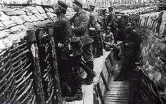Trincheras primera guerra mundial 1