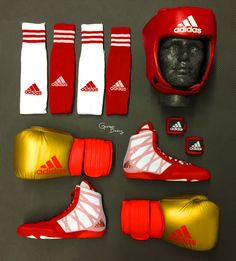 ADIDAS SPARRING COMBO!!   Featuring the NEW Adidas Pretereo Boots and Hybrid 300 Boxing Gloves. Check them out in the link:  http://www.geezersboxing.co.uk/catalogsearch/result/?manufacturer=3&q=adidas  #adidas #boxing #sparring #hybrid300 #hybrid #gloves #pretereo #boots #red #white #gold #geezersboxing #geezers