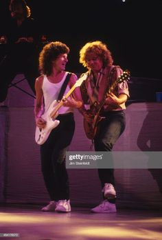 Speedwagon Kevin Cronin, and Gary Richrath, perform in Minnesota in Get premium, high resolution news photos at Getty Images Gary Richrath, Reo Speedwagon, My Muse, Still Image, Music Bands, Comedians, Minnesota, The Outsiders, Concert