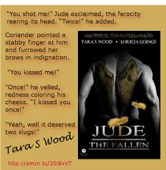 Grab it US: http://buff.ly/1YQjiDw @twoodwriter Jude; The Fallen @IndieBooksBlast
