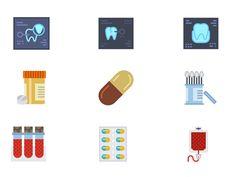 Medical Icons @ Smashicons.com by uiFest