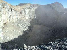 Welirang Crater