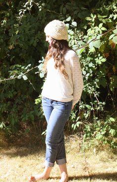 Slouch hat adult hat crochet hat teenager hat by SimplyCuteCrochet, $35.00