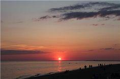 Sunset at Great Island, Wellfleet, MA Cape Cod
