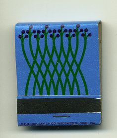 Saul Bass Matchbook