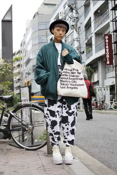 【STREET SNAP】wonka | 学生 | ストリートスナップ | 原宿(東京)|