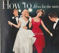 Couture Allure Vintage Fashion: 1958 Simplicity Pattern