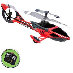 Spin Master Air Hogs Remote-Controlled Heli Drive, Red