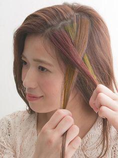 【編み込み・編みこみヘア】簡単基本の作り方・やり方