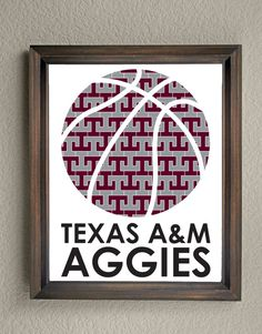 Texas A and M University TAMU A and M by KaleidoscopeSpinning