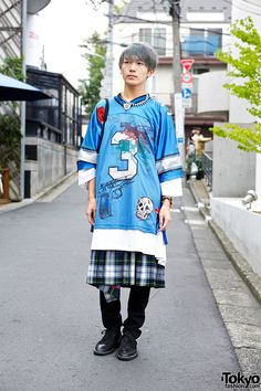 Naeto, 19 years old, student | 19 October 2013 | #Fashion #Harajuku (原宿)…