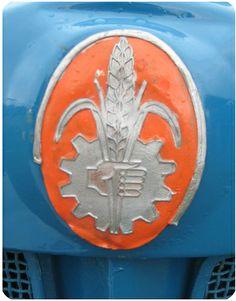 vintage tractor logo