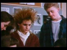 Wow, I remember watching this episode in HEALTH class in Jr High to promote abstinence. I was totally clueless. LOL