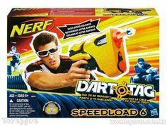 Hasbro #Nerf Speedload