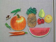 Storytime Sparks: Fruits & Vegetables--Flannel Friday