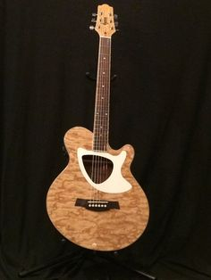 """Twist Series"" 7/8ths Size Acoustic Electric 