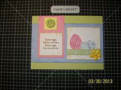 www.facebook.com/CloseTomyHeartWithTheSassyScrapper - Close to my Heart - CTMH