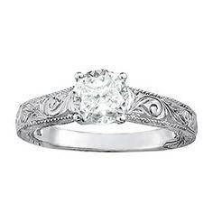 W K Chan - Style # 50650-E - Engagement Rings - TRELLIS