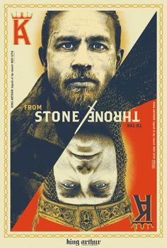 New Poster For 'King Arthur: Legend of the Sword' http://ift.tt/2ooFXk4 #timBeta
