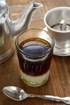 How to make Vietnamese coffee by huyenchi