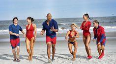 Baywatch (2017) - : Dwayne Johnson, Alexandra Daddario, Zac Efron, Ilfenesh Hadera, Jon Bass, Kelly Rohrbach