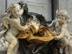 Michelangelo Cherubs Vatican
