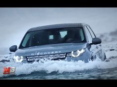 NEW LAND ROVER DISCOVERY SPORT 2015 - FIRST ICELAND TEST DRIVE