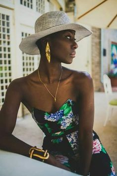 Black Girls Killing It : Photo Black Girl Magic, Black Girls, My Black Is Beautiful, Beautiful Women, Brown Girl, Mode Inspiration, Fashion Inspiration, Dark Skin, Brown Skin