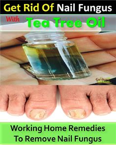 Nail Fungus Tea Tree Oil For How To Get Rid Of With 21 Home Remedies Use